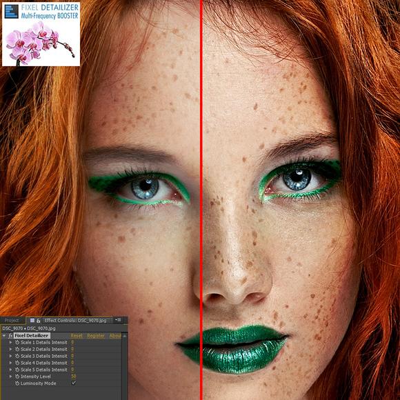 Fixel Detailizer 2 AE