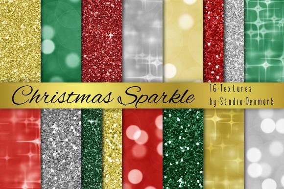 Christmas Sparkle Textures