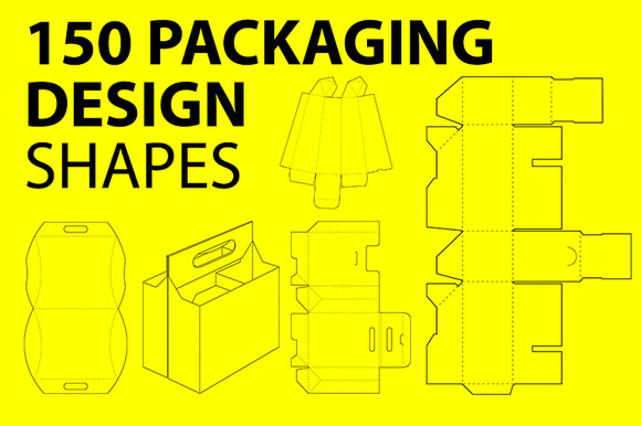 Packaging Design Shapes