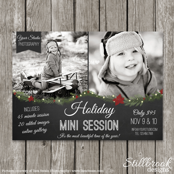 Christmas Mini Marketing Board