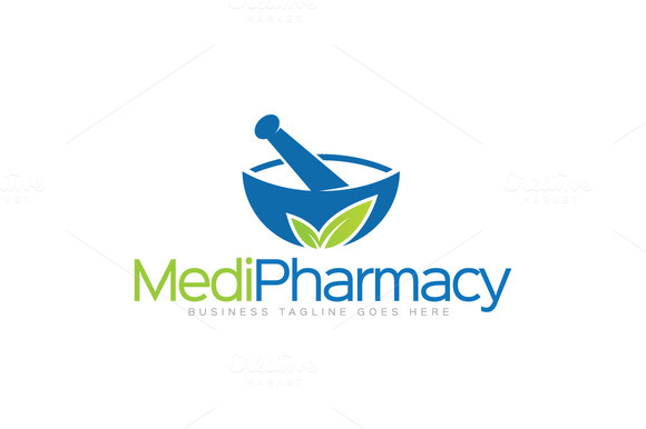 Pharmacy logo design free vector download 67821 Free