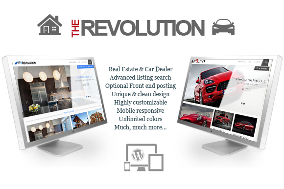 The Revolution Real Estate Vehicle