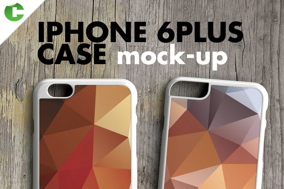 IPHONE 6 PLUS CASE MOCK-UP