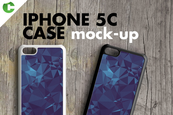 IPHONE 5c CASE MOCK-UP