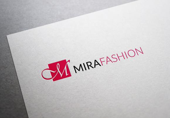 Mira Fashion Logo