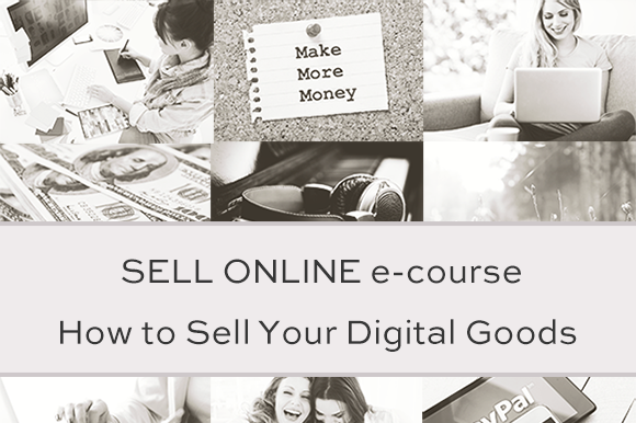 Sell Online E-course