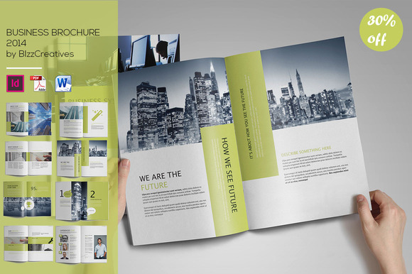Business System Brochure