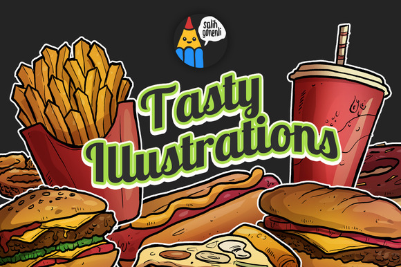 Tasty Illustrations