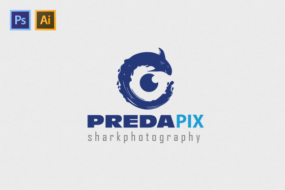 Shark Photography Logo