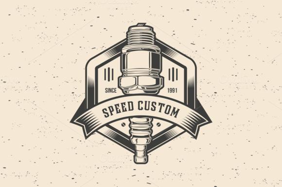 06 Logo Vintage #02