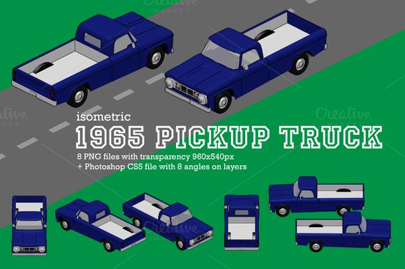 1965 Pickup Truck