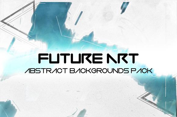 Future Art Abstract BG Pack