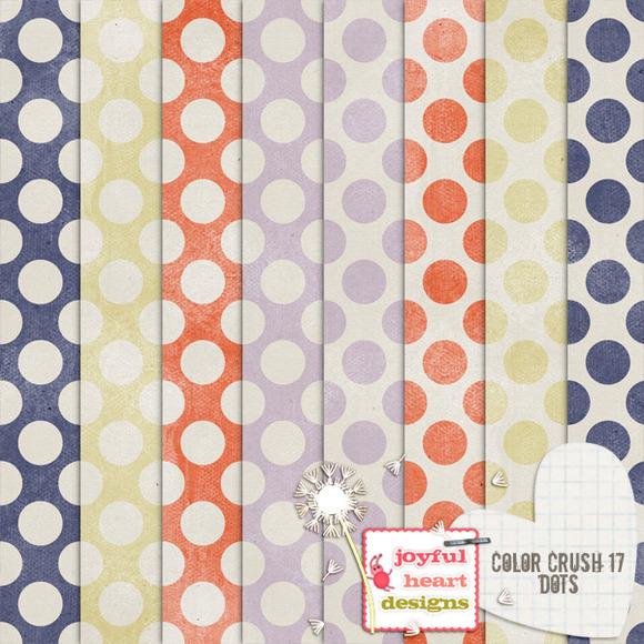Color Crush 17 {dots}