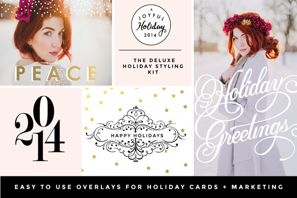 Deluxe Holiday Design Kit