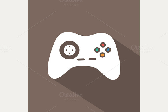 Game Flat Icon