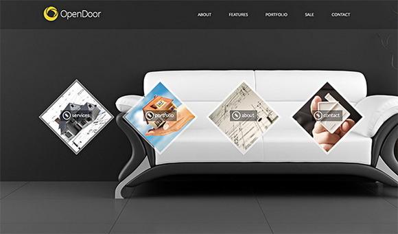 OpenDoor Interior Design Portfolio