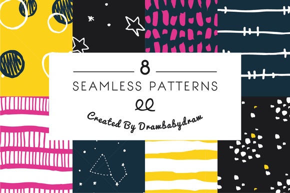 Illustrated Pattern Collection Vol.2