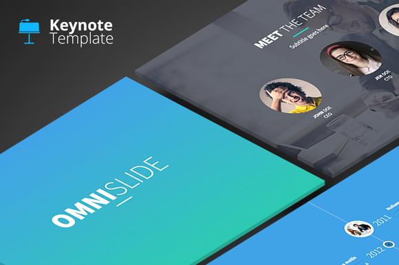OmniSlides Keynote Template