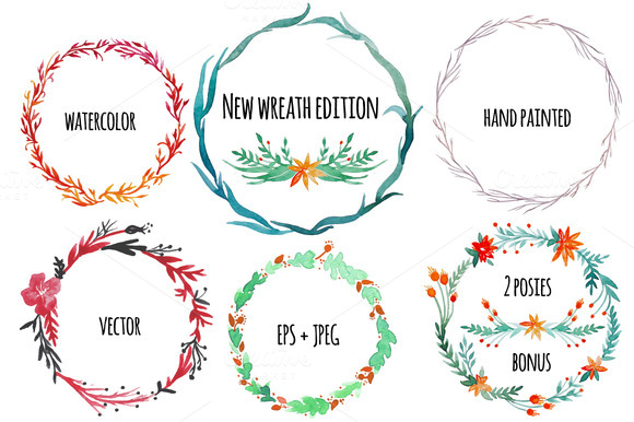 New Wreath Collection