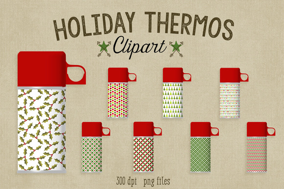 Holiday Clipart~Commercial Use