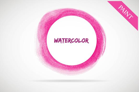 3 Watercolor Design