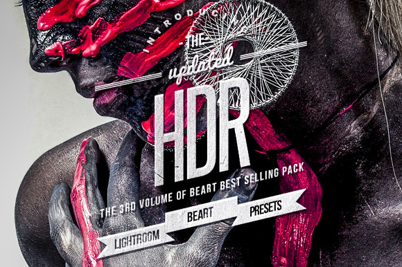HDR Premium Lightroom Presets