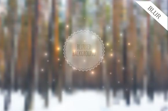 6 Blured Design