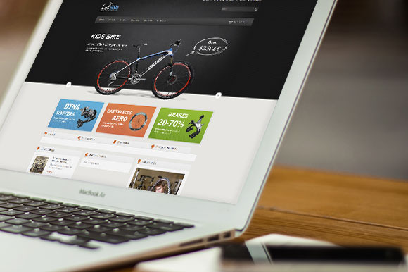 Leo Bike Responsive PrestaShop Theme