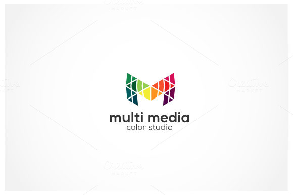 Multimedia M Logo