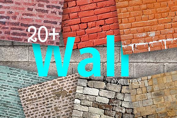 20 Walls Textures