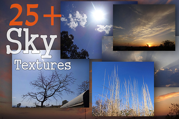 20 Sky Textures