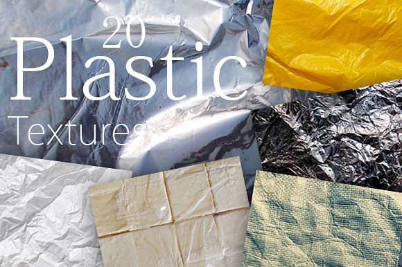 20 Plastic Textures
