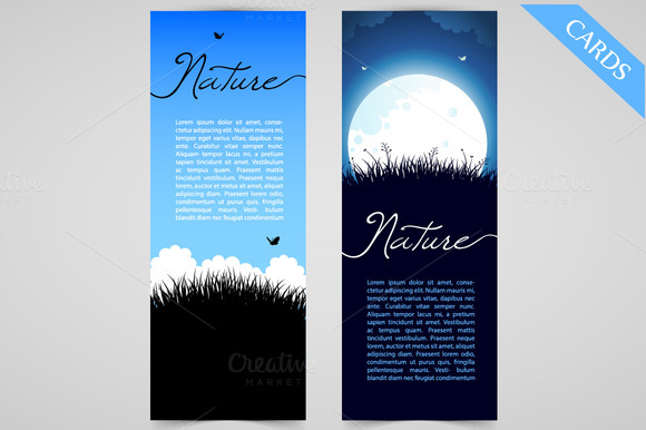 Nature Card
