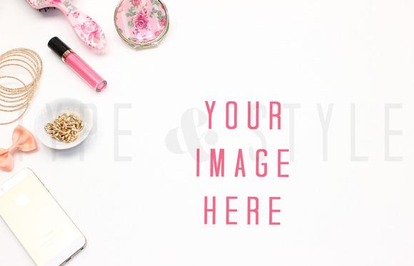 Styled Stock Photo
