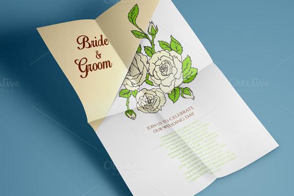Roses Desidn Pattern