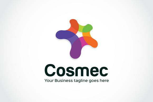 Cosmec Logo Template