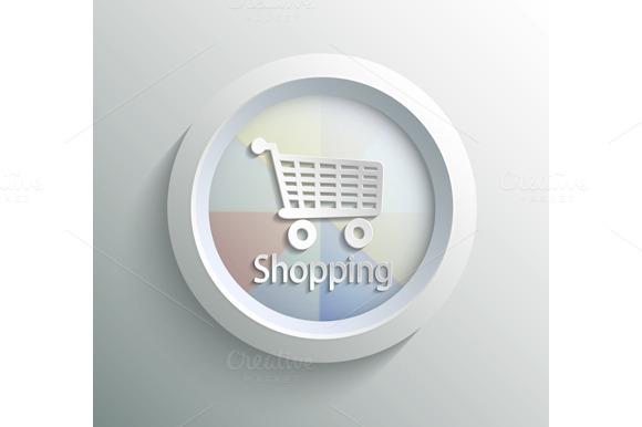 Icon Shoping Set