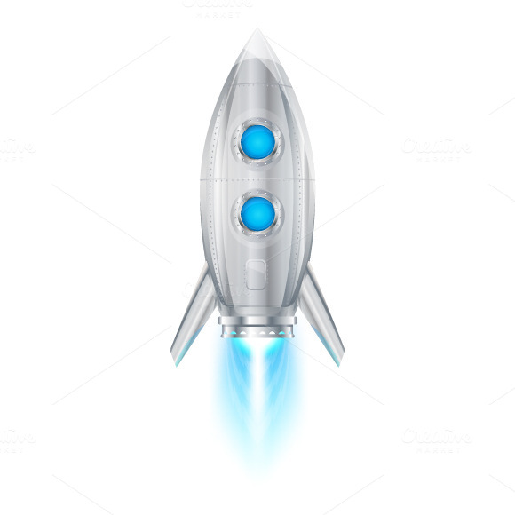 Rocket Space Ship