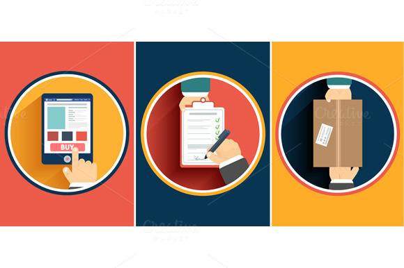 Internet Shopping Process