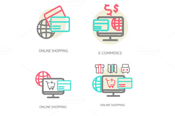 4 Illustration With E-Shopping
