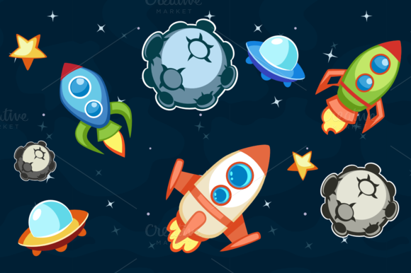 Asteroids Game Pack
