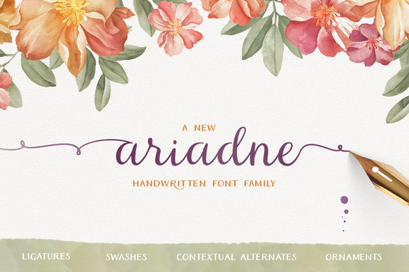 Ariadne Family