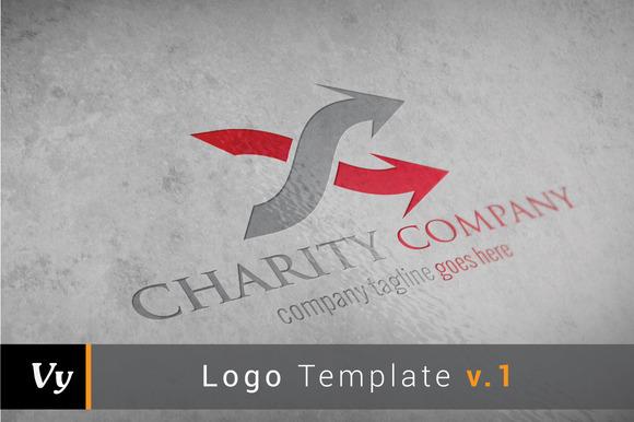 Charity Company Logo