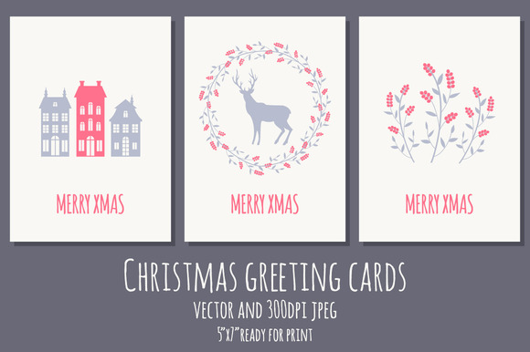 Christmas Greeting Cards