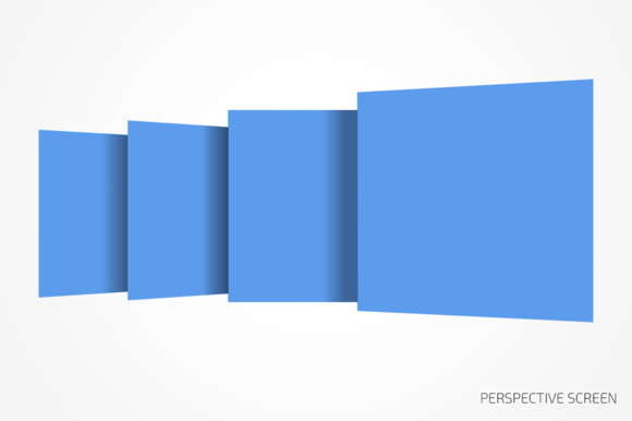 Perspective Layout MockUp