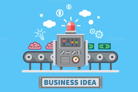 Business And Finance Business Idea