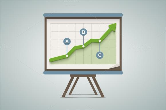 Growing Chart Presentation