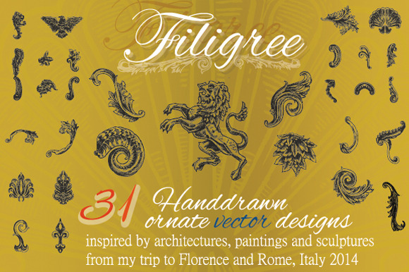 Filigree Complete Set