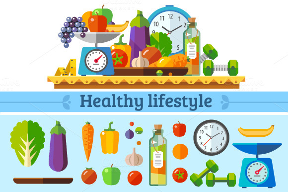 Healthy Lifestyle A Healthy Diet