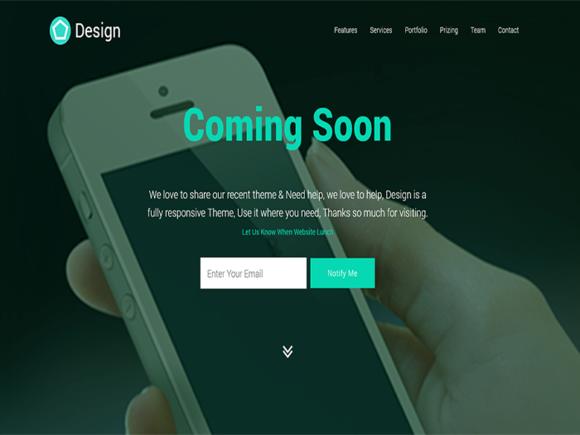 Design-responsive Template